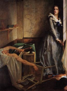 Paul-Jacques-Aime Baudry : charlotte corday