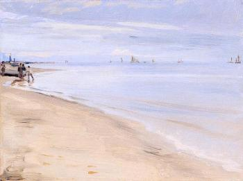 Peder Severin Kroyer : Playa de Skagen