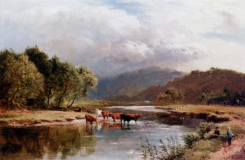 Sidney Richard Percy : The Ponway Trefew North Wales