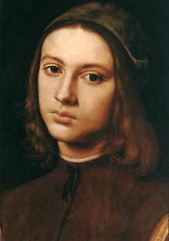 Pietro Perugino : Portrait of a Young Man II