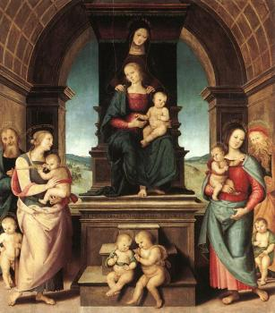 The Family of the Madonna