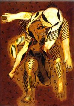 Francis Picabia : The Acrobates