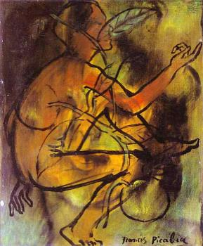 Francis Picabia : Eve