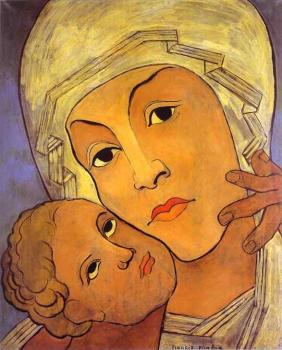Virgin with Infant