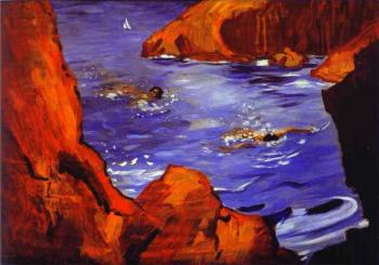 Francis Picabia : The Creeks