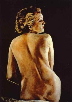 Francis Picabia : Nude from Back