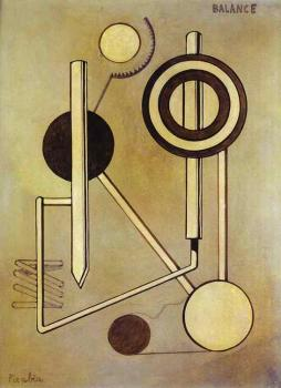 Francis Picabia : Balance