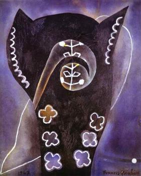 Francis Picabia : Courage