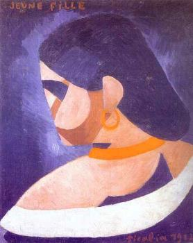 Francis Picabia : Young Girl
