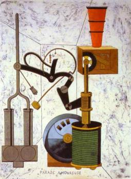 Francis Picabia : Love Parade