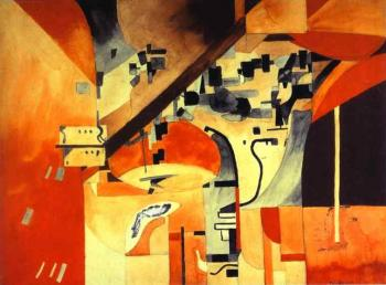 Francis Picabia : New York as Seen from Across the Body