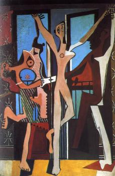 Pablo Picasso : The Dance