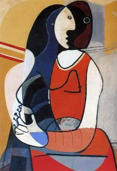 seated woman II