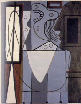 Pablo Picasso : the studio