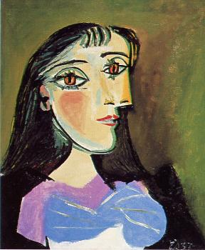 Pablo Picasso : Portrait of a Woman