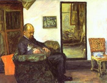 Pierre Bonnard : Ambroise Vollard