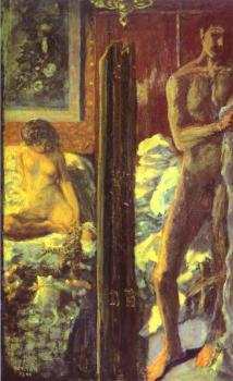 Pierre Bonnard : Man and Woman