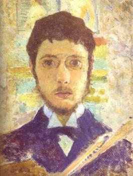 Pierre Bonnard : Self Portrait