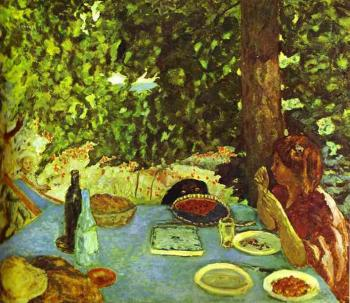 Pierre Bonnard : Cherry Pie