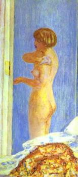 Pierre Bonnard : Nude with Covered Legs