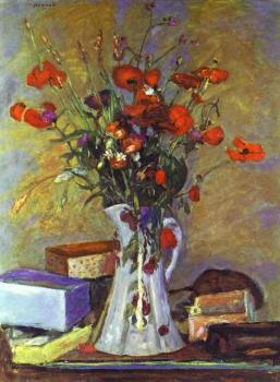 Pierre Bonnard : Poppies