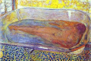 Pierre Bonnard : Bather