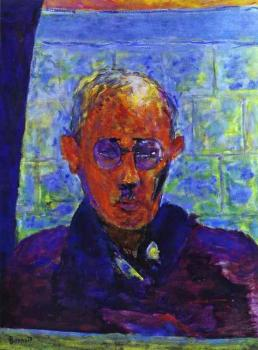 Pierre Bonnard : Self Portrait II