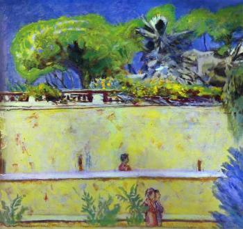 Pierre Bonnard : The Terraces