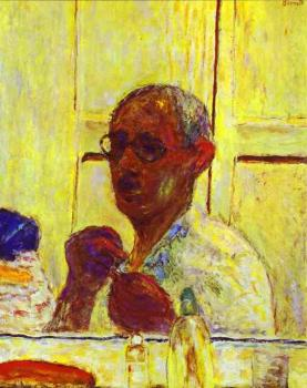 Pierre Bonnard : The Last Self Portrait
