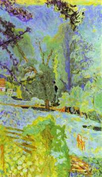 Pierre Bonnard : Landscape in Normandy