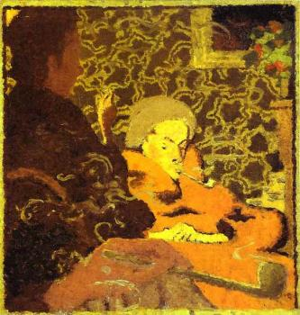 Pierre Bonnard : Intimit