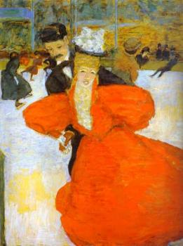 Pierre Bonnard : Ice Palace