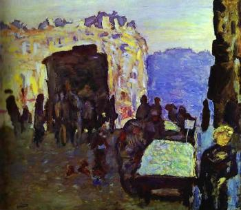Pierre Bonnard : The Merchant of Four Seasons