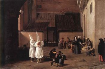 Pieter Van Laer : The Flagellants