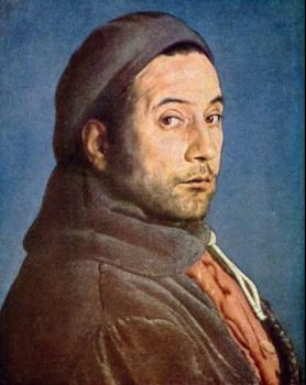 Self-portrait of Pietro Annigoni