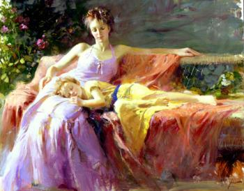 Pino Daeni : A PLACE IN MY HEART