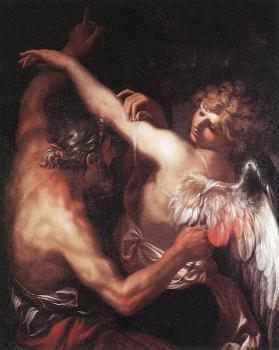 Domenico Piola : Daedalus and Icarus