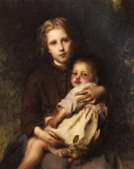 Etienne Adolphe Piot : Sisterly Love