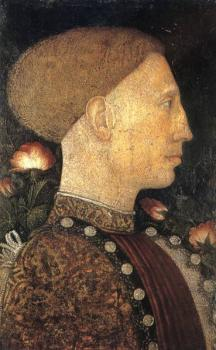 Portrait of Leonello d'Este
