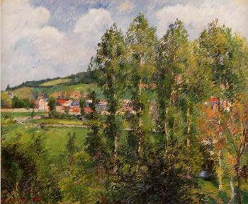 Camille Pissarro : Gizors, New Section