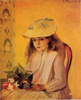 Portrait of Jeanne, the Artist's Daughter