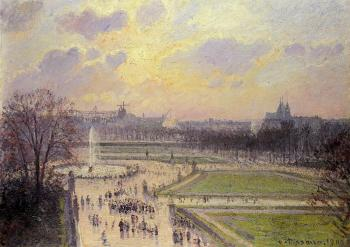 The Bassin des Tuileries