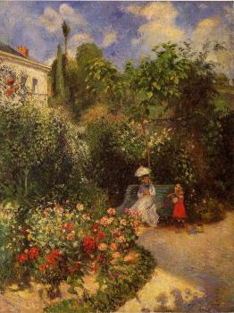 The Garden at Pontoise