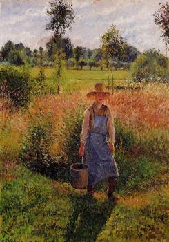The Gardener, Afternoon Sun, Eragny