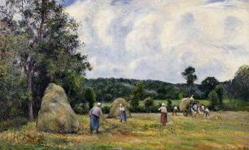 The Harvest at Montfoucault II