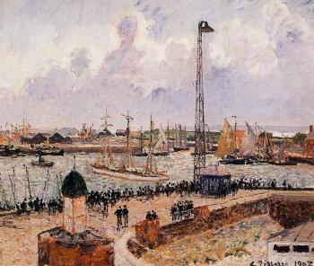 The Inner Harbor, Le Havre