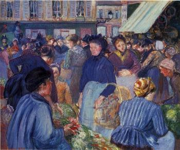 The Market at Gisors