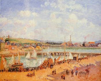 The Port of Dieppe, the Dunquesne and Berrigny Basins