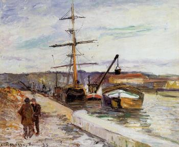 The Port of Rouen II