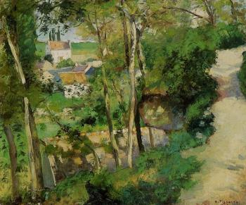 The Rising Path, Pontoise